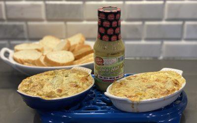 Elda's Kitchen Jala-Hot Artichoke Dip