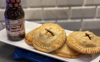 Brie's Twist on George Washington's Favorite Savory Patties